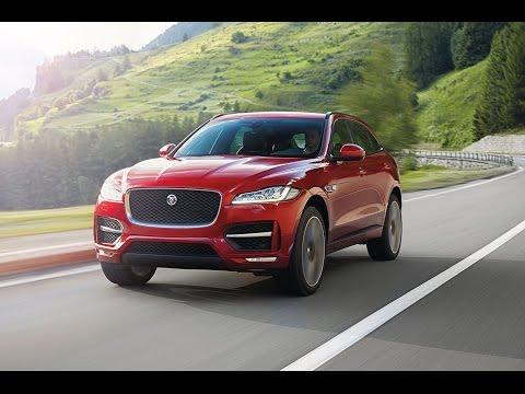 Большой тест-драйв. Jaguar F-Pace (Видео-, радиоверсия)