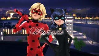 Miraculous Ladybug Speededit: Kwami Swap | Ladybug becomes Cat Noir Superheroes switch