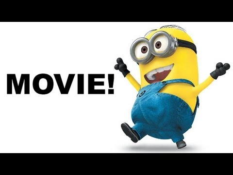 Minion Mayhem! Despicable Me 2, Minions Movie 2014 : Beyond