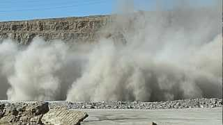 Multiple Blasting - Explosions at a Mineral Mine