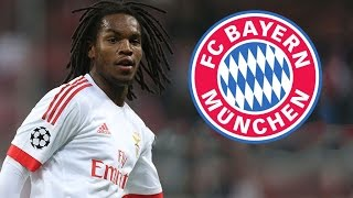 Renato Sanches - Skills & Goals 2016 - Welcome to Bayern Munich HD