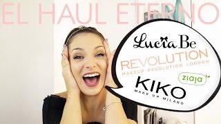 getlinkyoutube.com-ÚLTIMAS COMPRAS  | Makeup Revolution, Lucía Be, Ziaja, Kiko...