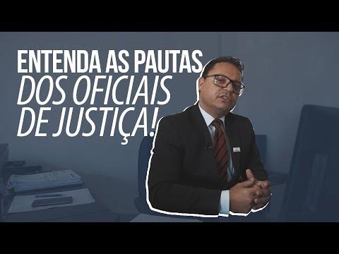 Entenda as pautas dos Oficiais de Justiça de Carreira