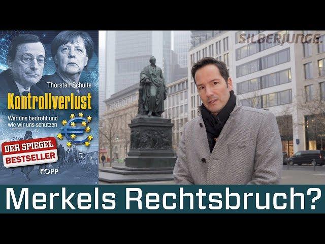 Merkels Rechtsbruch? Unglaubliches zur Grenzöffnung