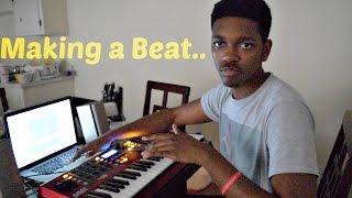 getlinkyoutube.com-Making a Beat..
