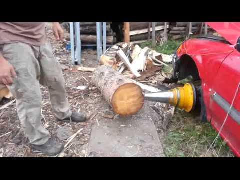 My Stickler Wood Splitter