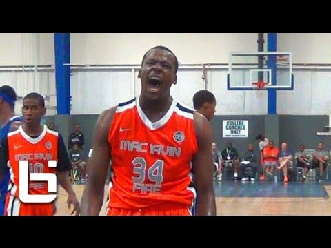 Kansas-Bound Cliff Alexander is Nation's Most Powerful Dunker: Official Ballislife Summer Mixtape!