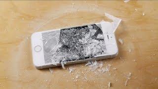 getlinkyoutube.com-iPhone 5S in Liquid Nitrogen Freeze Test!