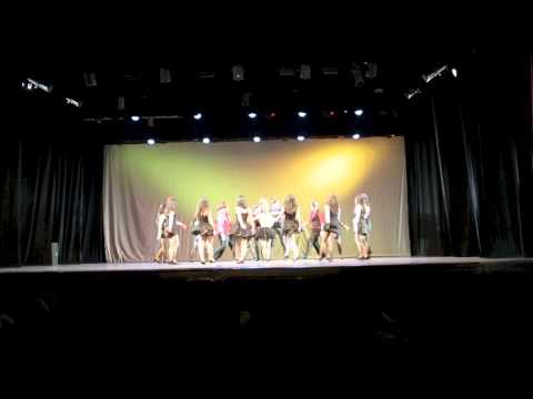 Dream Girls Marlupi Dance Recital