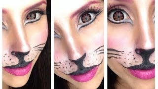 getlinkyoutube.com-CAT Make-up Tutorial - Carnevale 2014