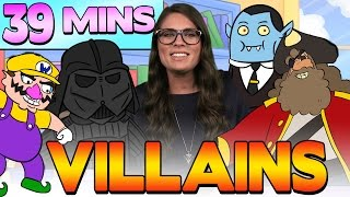 getlinkyoutube.com-Best of Cool School Villains - Compilation | Captain Hook, Evil Witch, Rumpelstiltskin, & More!