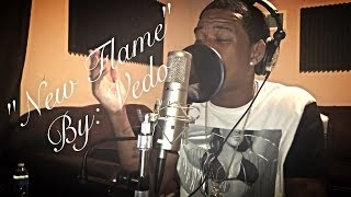 Chris Brown - New Flame (Cover) By: @VedoTheSinger