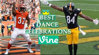 getlinkyoutube.com-Best Touchdown DANCE CELEBRATIONS of All Time - Best Football Vines Compilation
