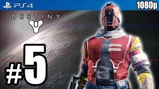 getlinkyoutube.com-Destiny Walkthrough PART 5 (PS4) [1080p] No Commentary TRUE-HD QUALITY