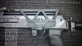 getlinkyoutube.com-VEPR AK Upgrade: Midwest Industries AK Railed Scope Mount