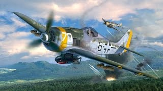 FULL VIDEO BUILD REVELL Focke Wulf Fw190 F-8