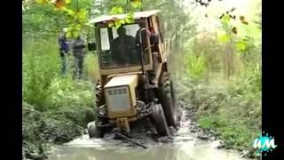 getlinkyoutube.com-Wypadki Traktorów