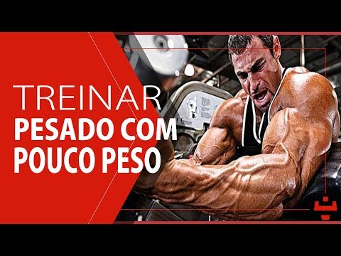 27 - Treinar pesado com pouco peso [Hipertrofia.org]