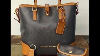 Dooney & Bourke - Shelby Shopper (Grey)