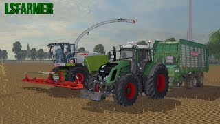getlinkyoutube.com-[LS15] Neujahrsspezial | Maissilage 2k15 in Drensteinfurt | HD