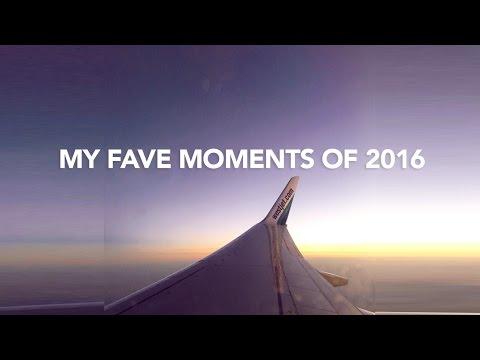 Fave Moments of 2016 || Sylvia Jade