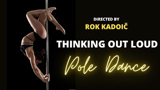 getlinkyoutube.com-Pole dance - Maja Pirc (Thinking out loud)