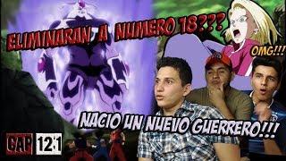NACE UN NUEVO GUERRERO!!! REACCION | DRAGON BALL SUPER CAPITULO 121 SUB ESPAÑOL