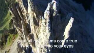 getlinkyoutube.com-{MEGZ}-when i look into your eyes-with lyrics by firehouse