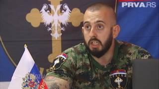 getlinkyoutube.com-Tv.PRVA  Exploziv  Srbska ČAST Verni Srbiji i Bogu!