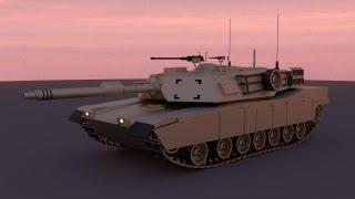 blender tank modelleme dersleri 1. ders