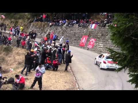 Rally Montecarlo 2012 WRC - Day 4 -  P.S.14 Moulinet - La Bollene Vesubie By rik87rik