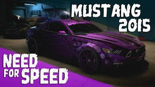 Need for Speed 2015 [PS4] Ford Mustang GT Customization