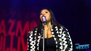 "getlinkyoutube.com-Jazmine Sullivan performs ""In Love With Another Man"" live at the Fillmore Silver Spring"