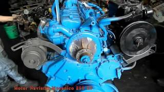 getlinkyoutube.com-Motor Navistar Mecanico 250 HP