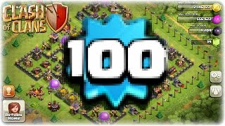 getlinkyoutube.com-How To Get To Level 100 Quick In Clash of Clans