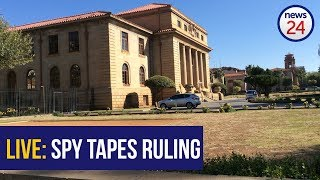 WATCH LIVE: Spy Tapes ruling