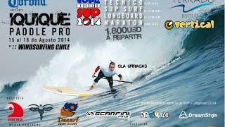 Trailer Iquique Paddle Pro 2014 presentado por Corona
