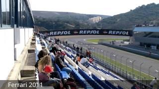 F1 2011 blown exhaust vs F1 2015