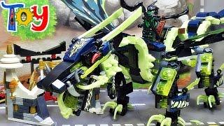 bela 레고 닌자고 모로 드래곤의 공격 70736 중국 짝퉁 조립 리뷰 Lego Ninjago Attack of the Morro Dragon