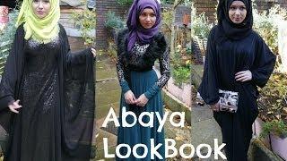 getlinkyoutube.com-Abaya Lookbook 2013