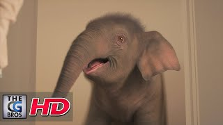 """CGI 3D Making of: """"Soak Elephant In The Room Spot"""" - by ABF Pictures 