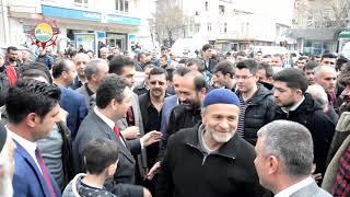 Elbistan'da 'Cumhur İttifakı' bahar temizliğine başladı