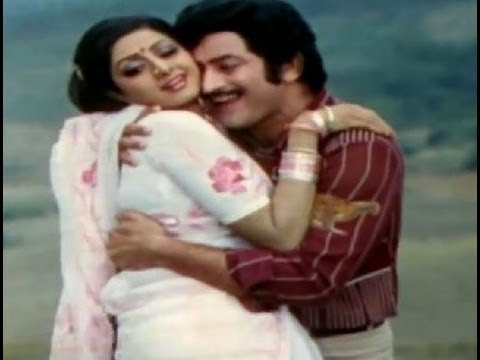 Ramarajyamlo Beemaraju Movie Songs - Thata Pata Thata Pata Song - Krishna, Sridevi