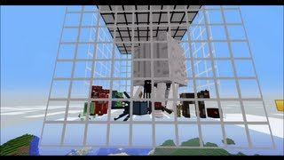 getlinkyoutube.com-【Minecraft】生物&モンスターを全種類出してみた 【ver1.3.2時点】