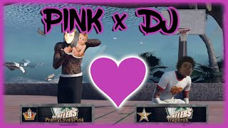 getlinkyoutube.com-DJ x PrettyLovesPink (BABY MAMA) • HOOP-MIX • Killing At The Stage!!