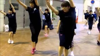 getlinkyoutube.com-2014 阿呆連さん練習(初日)