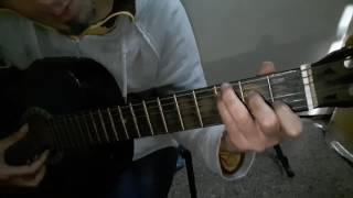 Cómo tocar Deja vu Cerati con guitarra criolla Acordes Tutorial Letra