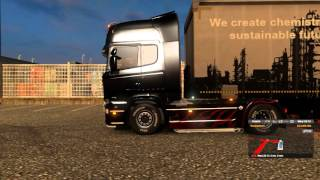 getlinkyoutube.com-ETS 2: Breaking the law in a Scania Streamline (Awesome V8 sounds)