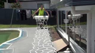 getlinkyoutube.com-Concrete Resurfacing