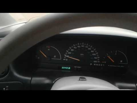 Dodge Grand Caravan 1997 года  3.0L V6 SMPI Engine EFA 6G72